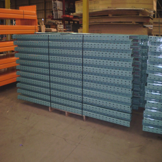 Pallet Racking - Refurbished Dexion Frames