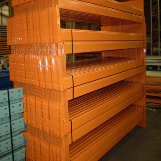 Pallet Racking - Refurbished Dexion Beams