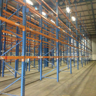 Planned Storage Racking