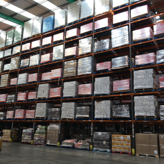 Secondhand Dexion Pallet Racking 8-10 Metres Tall